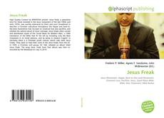 Bookcover of Jesus Freak