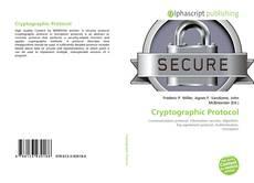 Copertina di Cryptographic Protocol