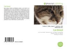 Portada del libro de Cat Breed