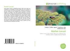 Обложка Kosher Locust