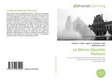 Le Marais (Quartier Parisien)的封面