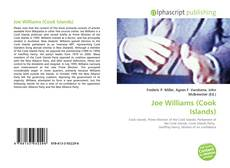 Bookcover of Joe Williams (Cook Islands)