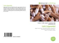 Bookcover of Lark (cigarette)