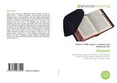 Bookcover of Shemini