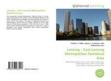 Обложка Lansing – East Lansing Metropolitan Statistical Area