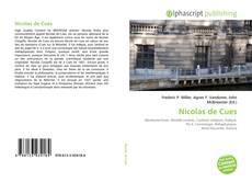 Portada del libro de Nicolas de Cues