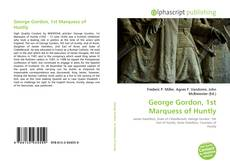 Обложка George Gordon, 1st Marquess of Huntly