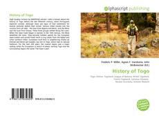 History of Togo的封面