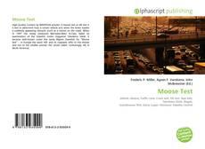 Moose Test的封面
