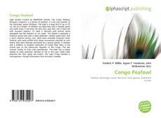 Capa do livro de Congo Peafowl