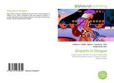 Capa do livro de Airports in Oregon