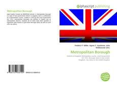 Metropolitan Borough kitap kapağı