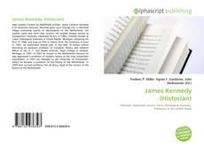 Portada del libro de James Kennedy (Historian)