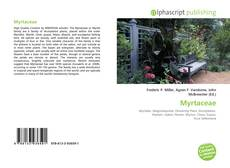 Bookcover of Myrtaceae