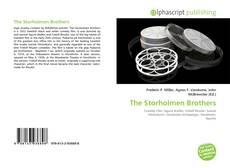 The Storholmen Brothers kitap kapağı