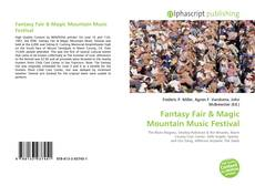 Bookcover of Fantasy Fair