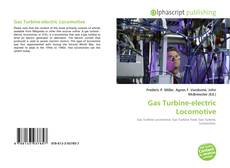 Bookcover of Gas Turbine-electric Locomotive