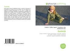 Buchcover von Gutnisk