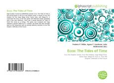 Bookcover of Ecco: The Tides of Time