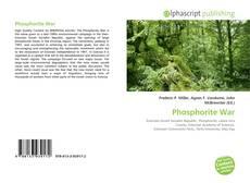 Buchcover von Phosphorite War