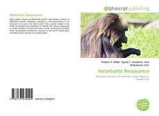 Bookcover of Helmholtz Resonance