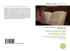 Bookcover of Union Générale des Travailleurs Juifs