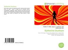 Couverture de Katherine Dunham