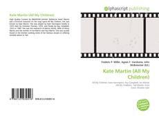 Couverture de Kate Martin (All My Children)