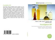 Capa do livro de Eucalyptus Oil