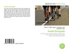 Bookcover of André Darrigade