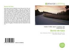 Bento de Góis kitap kapağı
