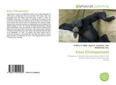 Buchcover von Enos (Chimpanzee)
