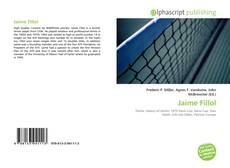 Обложка Jaime Fillol