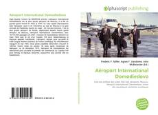 Bookcover of Aéroport International Domodiedovo