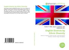 Capa do livro de English Districts by Ethnic Diversity