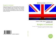Bookcover of Burghs in Scotland