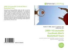 Capa do livro de 2009–10 Louisville Cardinals Men's Basketball Team
