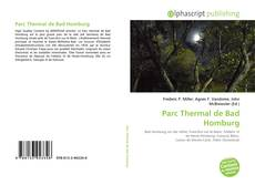 Bookcover of Parc Thermal de Bad Homburg