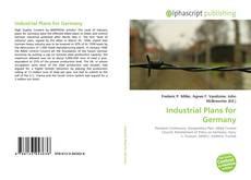 Industrial Plans for Germany的封面