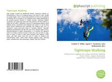 Bookcover of Tightrope Walking