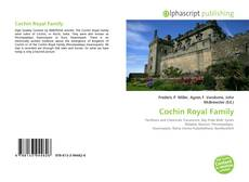 Bookcover of Cochin Royal Family