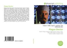 Bookcover of Plague Doctor