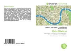 Bookcover of Main (Rivière)