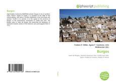 Portada del libro de Burgos