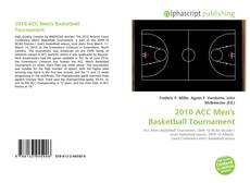 Bookcover of 2010 ACC Men's Basketball Tournament