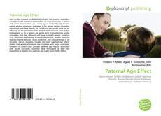 Capa do livro de Paternal Age Effect