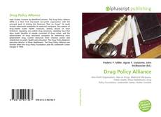 Bookcover of Drug Policy Alliance