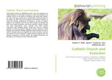Bookcover of Catholic Church and Evolution
