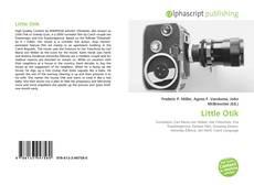 Bookcover of Little Otik