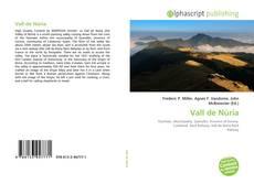 Vall de Núria kitap kapağı